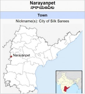 NarayanpetMap