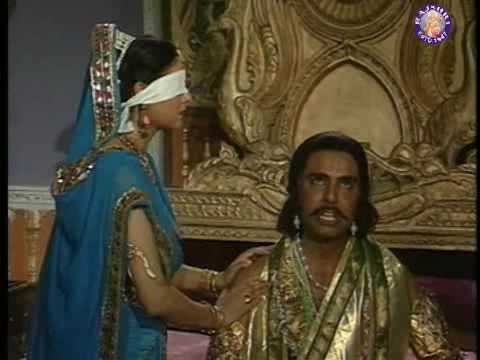 gandharidhritarashtra
