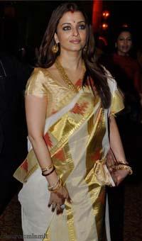 Aishwarya-Rai-Pochampally-Sarees1