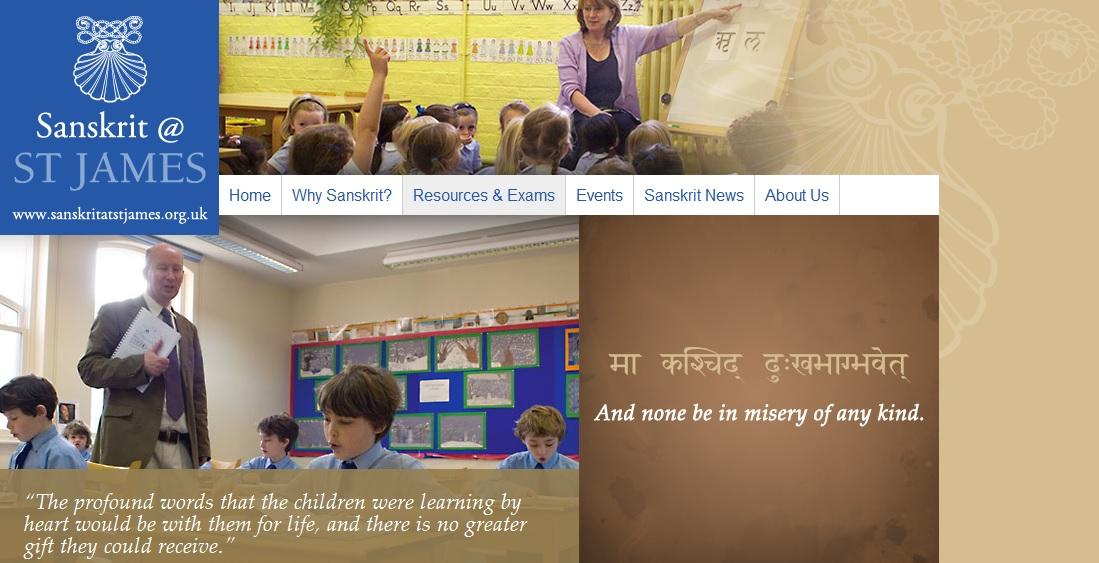 sanskritstjames