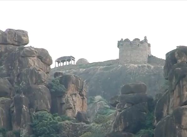 Kondaveedu-Fort