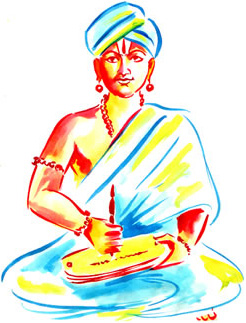 Personalities: Tenali Ramakrishna | Andhra Cultural Portal